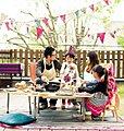 自宅で過ごす屋上カフェ時間【屋上庭園のある家】~インフィニガーデン藤塚~