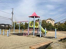 団地内には公園が3ヶ所あります。
