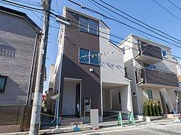 【新小岩駅利用】江戸川区松本2丁目 新築一戸建て 全4棟