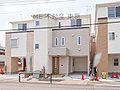 【王子神谷駅徒歩13分】足立区新田2丁目 新築一戸建て 全4棟