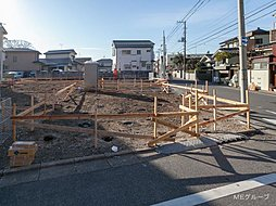 江戸川区松江7丁目 新築一戸建て 3期 全5棟