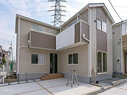 【蒲生駅徒歩18分】越谷市蒲生4丁目第4 新築一戸建て 全6棟