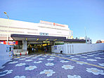 JR常磐線「柏」駅