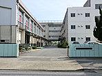 松戸市立新松戸南中学校 距離270m