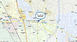 【東宝ホーム】サニーガーデン朝倉街道東:案内図