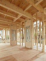 耐震木造住宅+制振装置MGEO-Nで安心・安全の住まいを提供