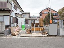 鎌ヶ谷市東道野辺17期 新築戸建 全1棟