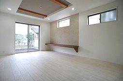 【5LDK可変型の住まい】越谷市千間台西 新築一戸建て 全2棟
