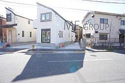 【便利なロフト付き】葛飾区奥戸9丁目 新築一戸建て 4期 全3棟