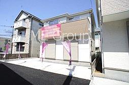 【駅徒歩13分!】越谷市蒲生第2 新築一戸建て 全2棟