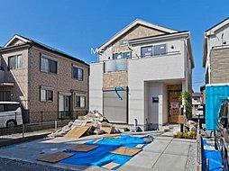 ◆南西道路に面したゆとりある4LDK◆上尾市上町2丁目 新築一戸建て 全2棟