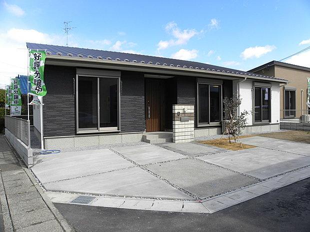 イワタ建設 岐南町徳田 平屋2棟 2階建2棟 新築分譲住宅