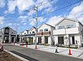 南道路の平坦地、開放的な大蔵町 新築5棟 ユニバーサル住宅販売