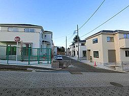 小田急多摩線「栗平」駅から徒歩12分 全8棟の開発分譲地です ...