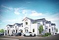 【2駅2路線利用可】 ゆとりある配棟 建売分譲住宅2棟 グランビューネ西平井ガーデン