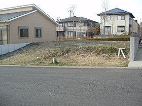 5-4号地 東西の両面道路 96.74坪の土地物件です。