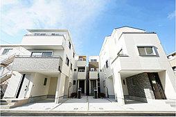 ~ディアレストガーデン西新井本町~デザイン性と充実の設備を兼ね備えた邸宅全13棟