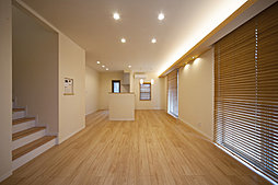 【ストークガーデン福田公園北】間接照明が美しい和モダンの家