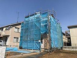 永住の地「綱島西1丁目」 駅徒歩3分の新築2階建て