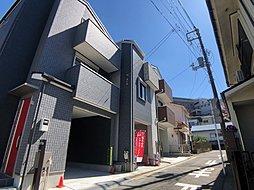 【リアルエージェント】中村町4丁目 建築条件付売地全3棟
