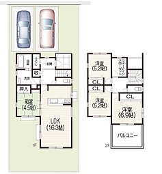【勝美住宅】姫路市白浜町宇佐崎中2丁目 家具・照明付きデザイナーズハウスのその他