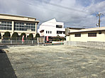 ストークガーデン播磨町駅前の現地写真。日当たり良好の全3区画です!