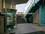 京王井の頭線「高井戸」駅・・距離約1040m(徒歩13分)