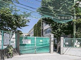 杉並区立高井戸第三小学校・・距離約411m(徒歩6分)