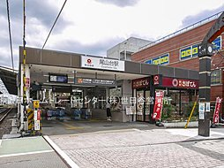 東急大井町線「尾山台」駅・・距離約1070m(徒歩14分)
