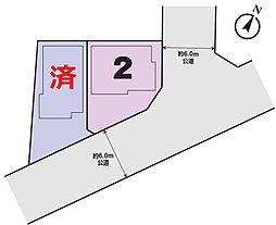 ~ハートフルタウン福栄~角地・南面道路6M。たっぷりの陽光に包...