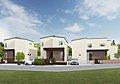<MELDIA原木No4>2階建×大型4LDK 敷地165m2超、2台駐車可能なゆとりある邸宅