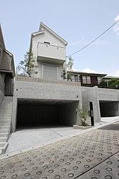 【ヴィレッタの杜】 神戸市東灘区住吉山手5丁目B