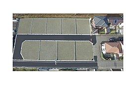 TOKAIの藤枝市高柳1丁目北2期分譲地【全9区画】 6号地の外観