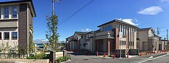 ■近鉄京都線「高の原」駅徒歩11分の総19邸の新街区