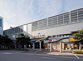 東武伊勢崎・大師線「北越谷」駅
