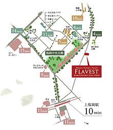 ポラスの分譲住宅 フレーベスト上福岡ヴェルデ・モード
