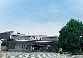 近鉄「富田林」駅