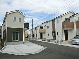 「生活便利」な住環境が整う開発分譲地・全8棟