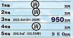 【幸栄住宅×テクノストラクチャーの家】カメリアタウン筑紫野:交通図