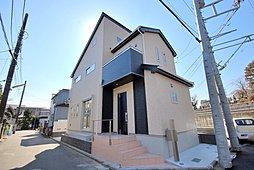 立川市富士見町3丁目 新築分譲住宅 全2棟 A号棟
