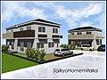~KOMAEcityselection~30坪以上の余裕の建物面積、狛江市和泉本町1丁目全4棟