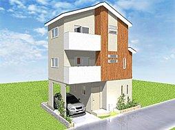 ~京王線と南武線の2路線が利用可能な立地。利便性の良い3階建て...