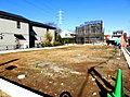 5Mの新設道路に面した開放感ある立地です。教育環境も充実しております。…狛江市駒井町2丁目