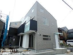 【デザイナーズ住宅堂々登場】残り2棟の3LDK新築戸建、食洗機...