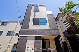 【3路線3駅利用可】南道路に面したデザイナーズ新築戸建~豊島区...