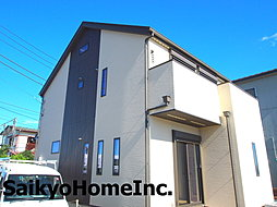 角地の開放感のある家 3LDK駐車2台可 食洗機~武蔵村山市榎...