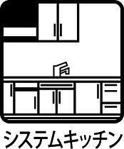 ◆お手入れカンタン!食器洗浄機付システムキッチン