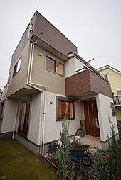 新築2階建4LDK スカイバルコニー付 約11帖 ~買い物施設...