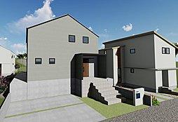 一級建築士とつくるデザイン住宅【宇治市神明宮東】の外観