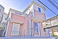 大倉山駅から8分の立地に機能性とデザイン性を兼ね備えた英国風デザインハウスが誕生